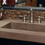 Integral Sinks: Elegant & Practical Design Feature